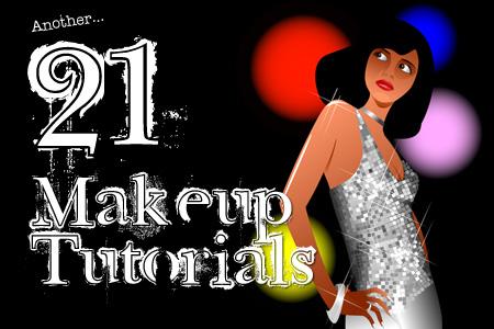 Another 21 Makeup Tutorials