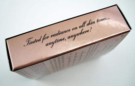 benefit one hot minute sexy in seconds box side
