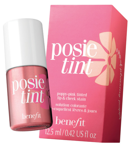 Benefit Posietint Lip and Cheek Stain: Gorgeous Yet Understated