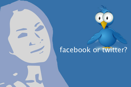 Best for Beauty: Facebook or Twitter?