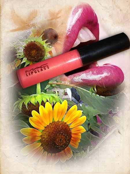 Highly pigmented lip glosses