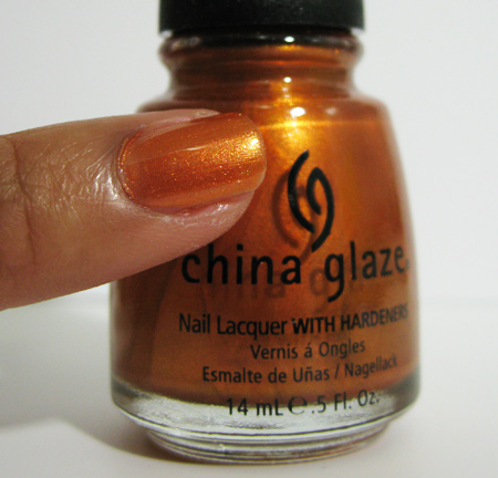 china glaze retro diva cruisin 742