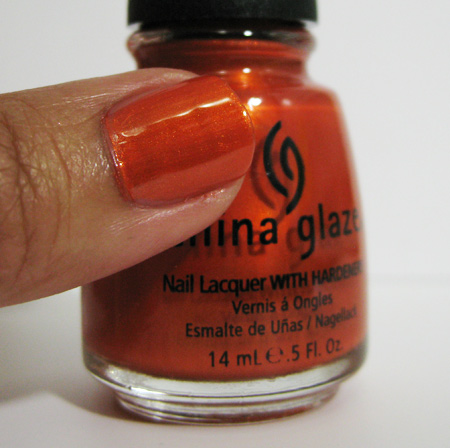 china glaze retro diva free love 741