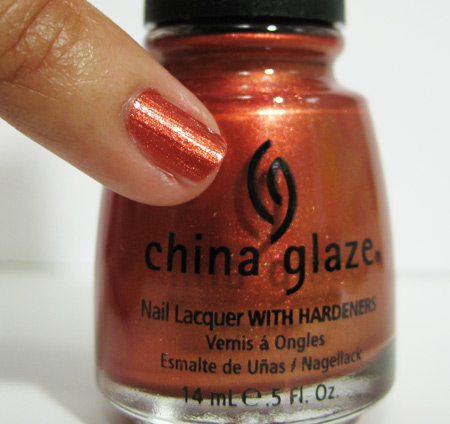 china glaze retro diva street racing 740