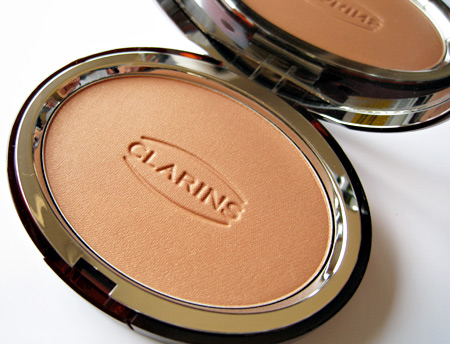 clarins instant sunlight golden sun bronzing powder