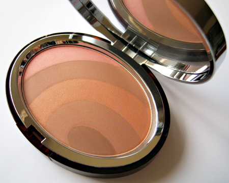 clarins instant sunlight summer glow palette