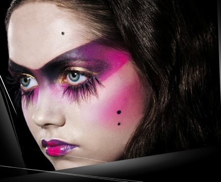 illamasqua cosmetics fantasy collection