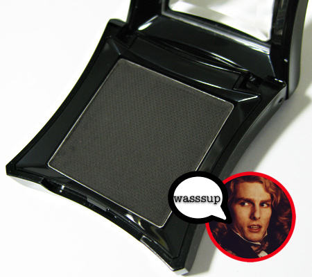 illamasqua makeup lestat powder eyeshadow