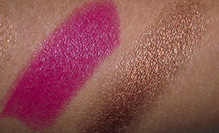 illamasqua sirens swatches resist lipstick enrapture liquid metal