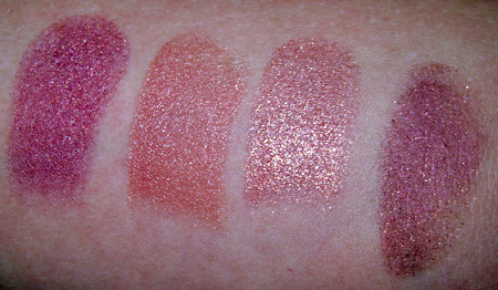 benefit it girl collection fall 2009 swatches reviews nw 20