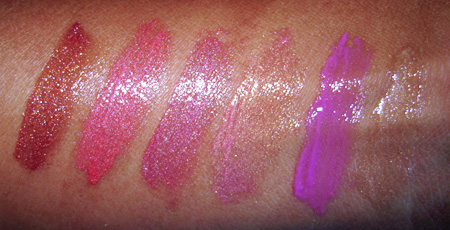 benefit-lip-gloss-swatches-with-flash