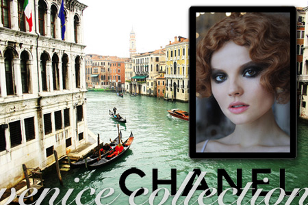 chanel venice collection fall 2009 makeup