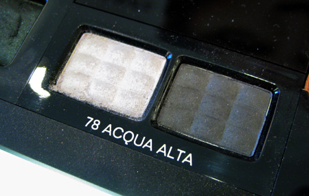 chanel venice collection fall 2009 swatches reviews acqua alta