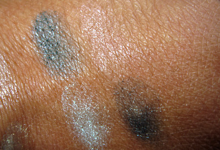 chanel venice collection fall 2009 swatches reviews murano quad