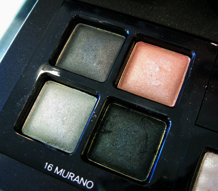 chanel venice collection fall 2009 swatches reviews murano