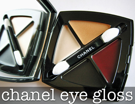 chanel venice collection fall 2009 eye gloss