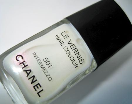 chanel venice fall 2009 501 intermezzo le vernis nail colour bottle