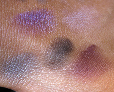 dior jazz club collection fall 2009 night butterfly 173 5 colour eyeshadow swatches
