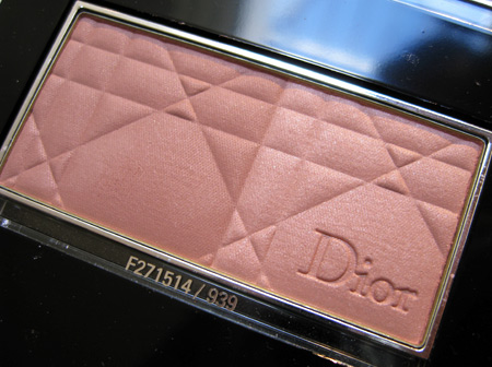 dior jazz club collection fall 2009 rosebud 939 glowing color powder blush