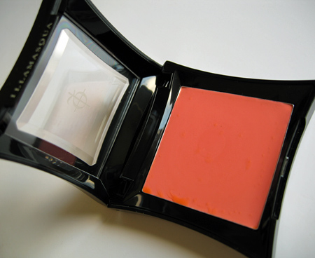 illamasqua makeup reviews cream blusher rude