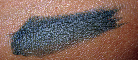 illamasqua swatches zeal eye liner cake
