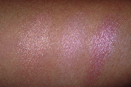 mac-colour-craft-swatches-reviews-mineralize-skinfinish-cheeky-bronze-porcelain-pink-smooth-merge