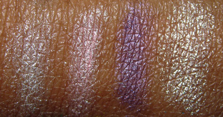 mac love that look starflash swatches review r2