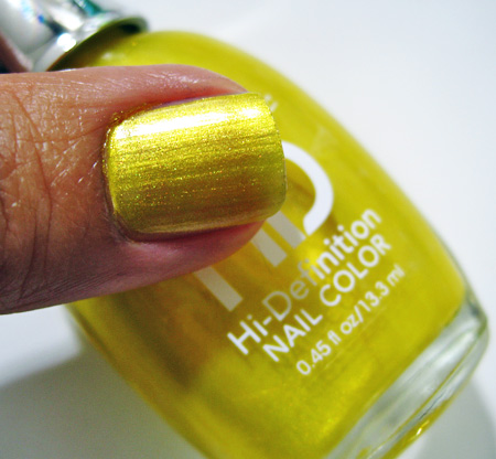 sally hansen hd hi definition nail color lite