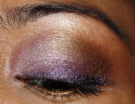 urban decay fall 2009 fotd eye 1