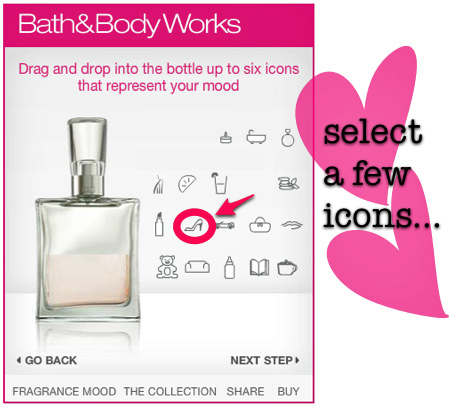 bath and body works find your fragrance 2