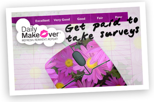 Daily Makeover Beauty Board