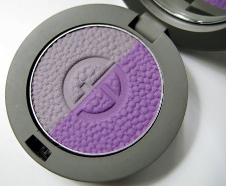 giorgio armani manta ray swatches reviews eye shadow duo