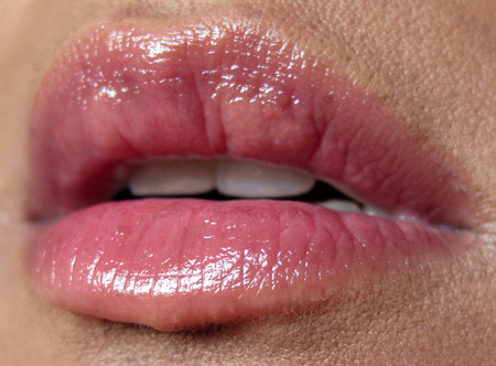 Givenchy les poetiques Gloss Poetique Rose lips
