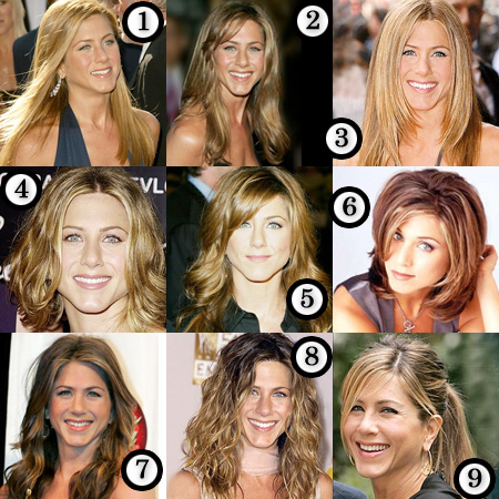 Jennifer Aniston: Her best hair? If it weren't for that fateful audition in