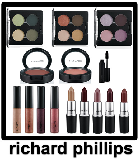 mac make up art cosmetics fall 2009 richard phillips final