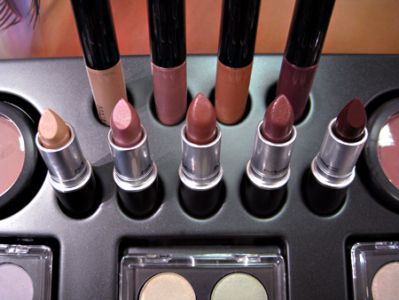 MAC Makeup Art Cosmetics Swatches Lipstick