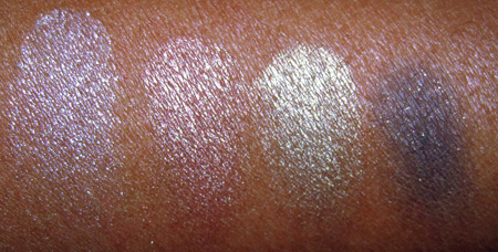 MAC Makeup Art Cosmetics Swatches Notoriety 1