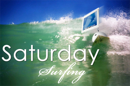 Saturday surfing