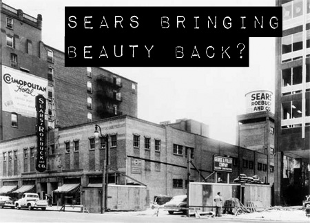 Sears getting back into Cosmetics
