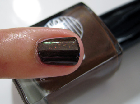 Barielle All Lacquered Up Swatches Make It A Latte
