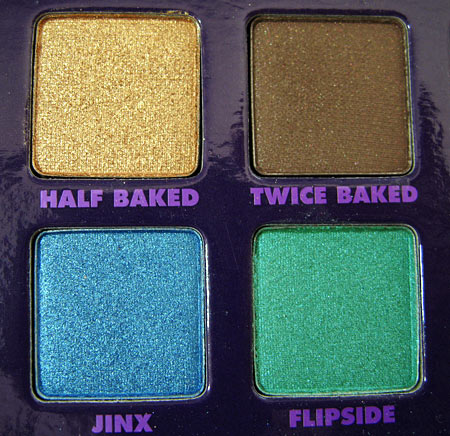 Urban Decay Book of Shadows Vol. II revoew 4