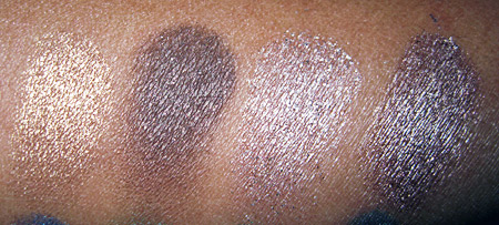 Urban Decay Book of Shadows Vol. II swatches-3