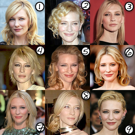 Cate Blanchett: Her Best Hair?
