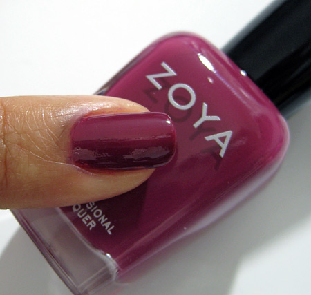 zoya dare swatches Ciara