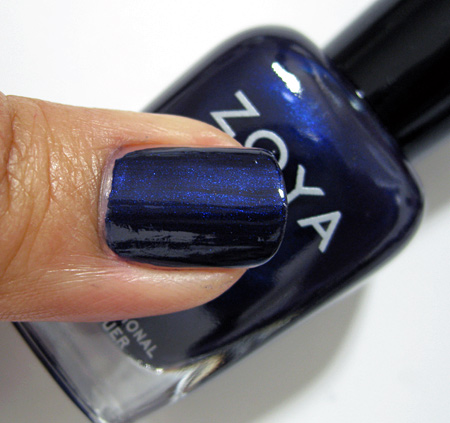 zoya dare swatches Ibiza