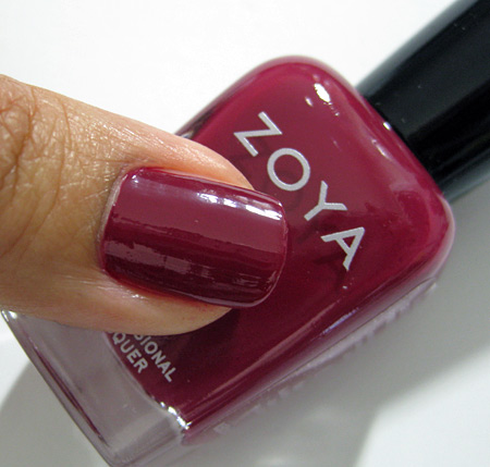 zoya dare swatches Vanessa