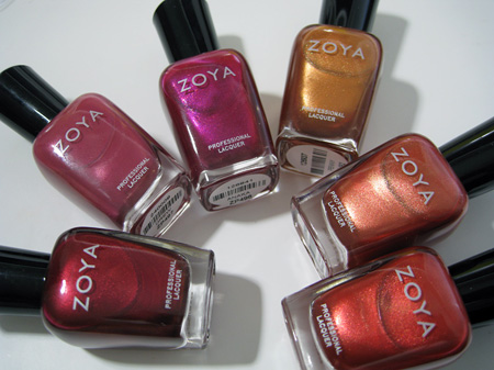 zoya truth sampler