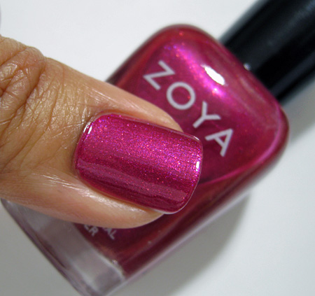 zoya truth swatches Anaka