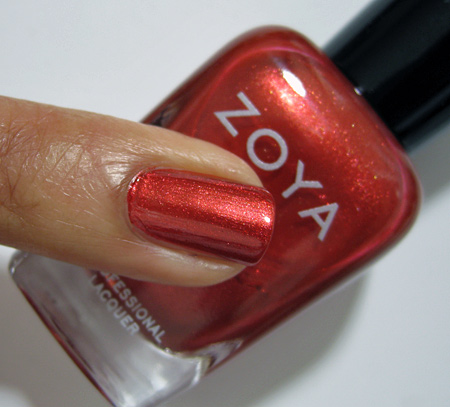 zoya truth swatches Salma
