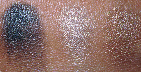 Bobbi Brown Earth Metal Palette Swatches-2